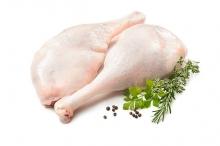 Мясо гуся фермерского (окорочка н/к)