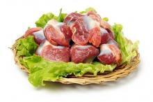 Субпродукты индейки фермерской (желудки)